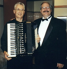 The Accordion and Fiddler on the Roof