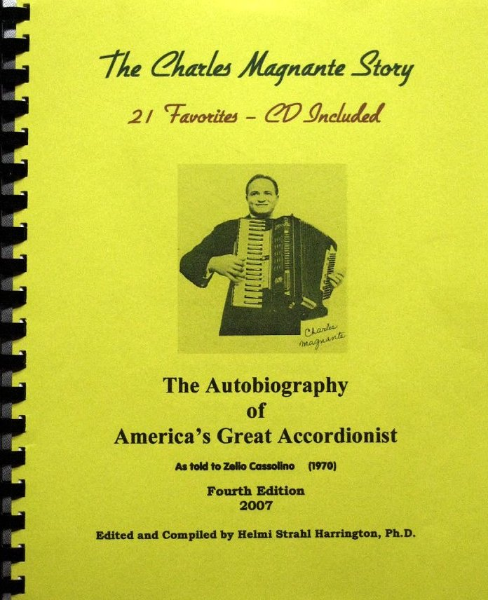 The Magnante Story (Front Cover)