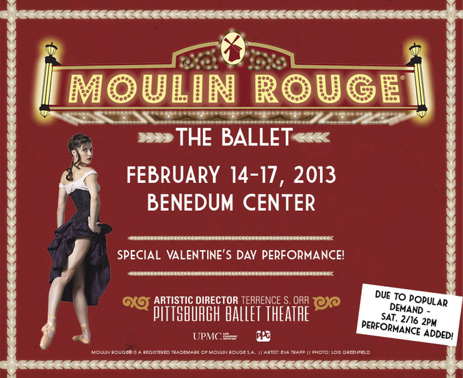 Moulin Rouge: The Ballet
